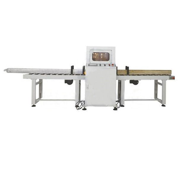 BCW400 Automatic Horizontal Film Stretch Wrapping Machine