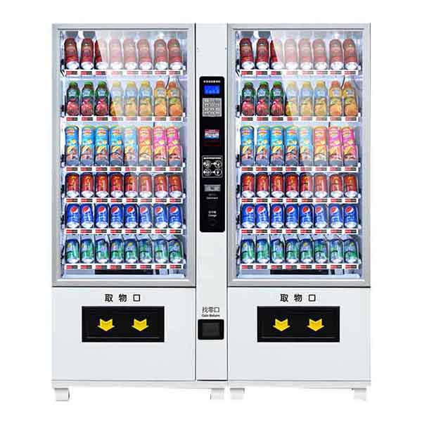 Drink Food Combination Automatic Vending Machine