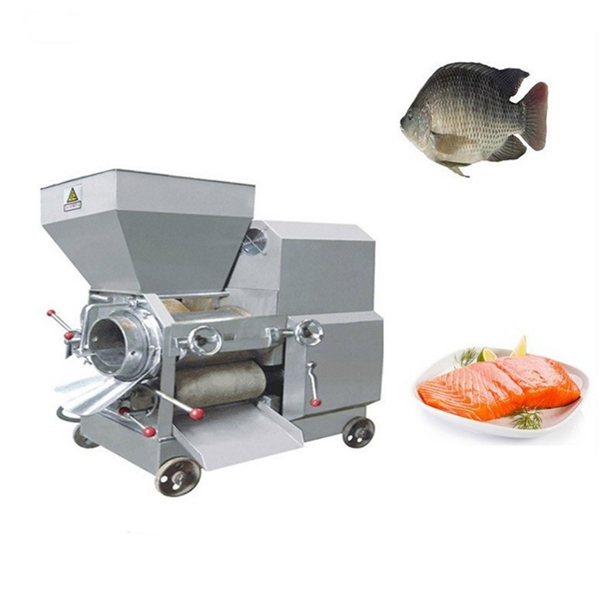 Fish Bone Separator Machine