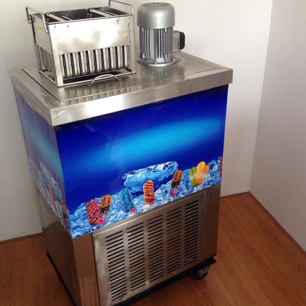 Ice Popsicle Machine