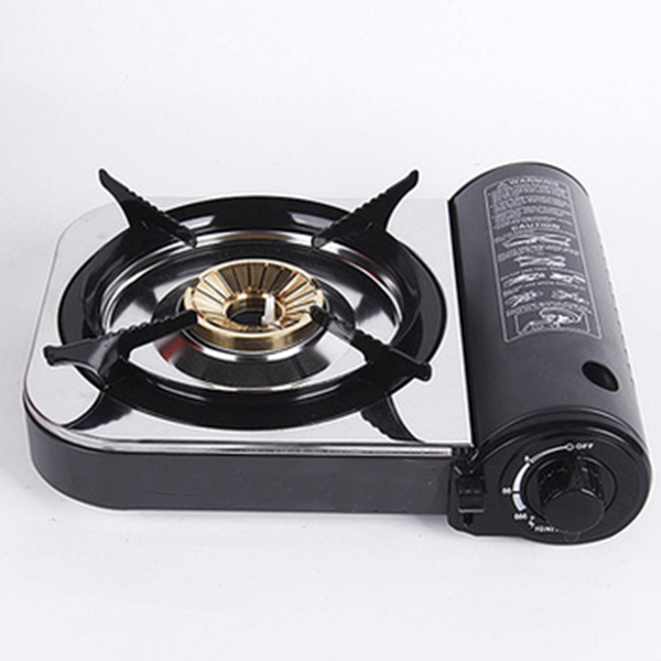 Portable Single Burner Butane Camping Gas Stove