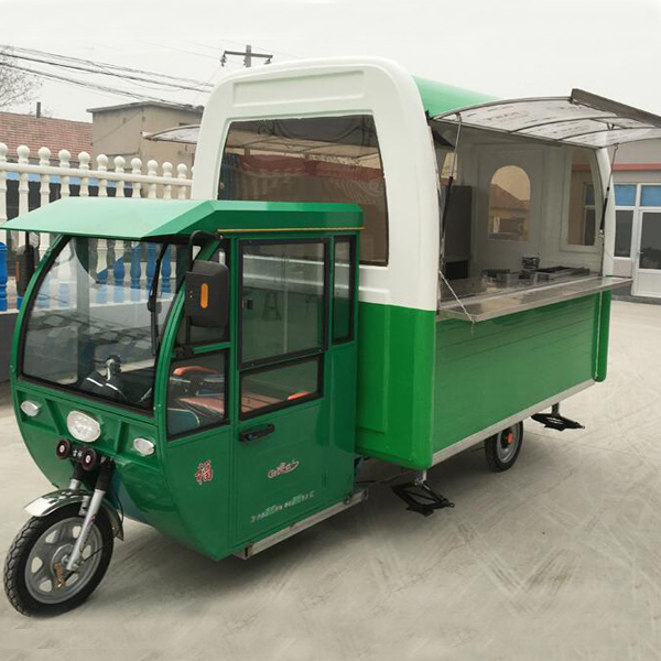 Stainless Steel Food Truck Equipment